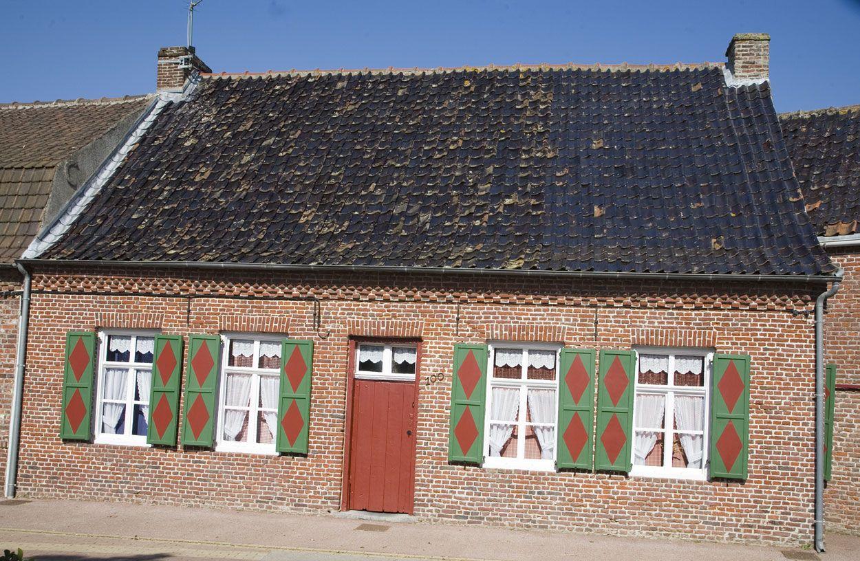 maison typique du nord de la france segu maison
