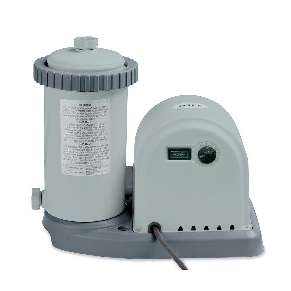 Krystal Clear Cartridge Filter Pump Above Ground Pools 1500 Gph