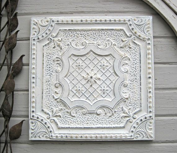 Lovely 1 Ceramic Tile Huge 1 Inch Ceramic Tiles Solid 18 Inch Ceramic Tile 2 X 6 White Subway Tile Youthful 24 X 48 Ceiling Tiles Drop Ceiling Red2X4 Fiberglass Ceiling Tiles Pressed Tin. Antique Architectural Salvage. FRAMED 2\u0027x2\u0027 Tin ..