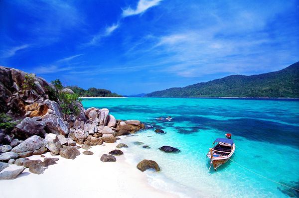 Koh Lope, Thailand.... Heaven on earth!