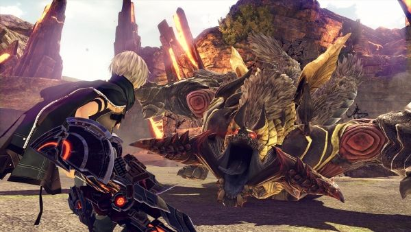 God Eater 3 first screenshots