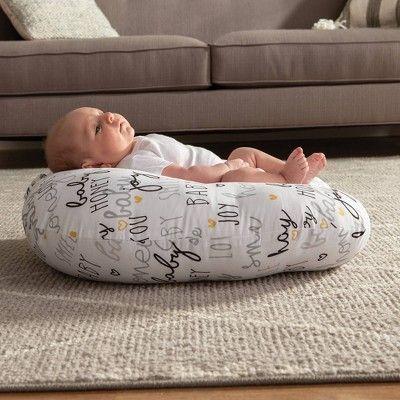 Boppy Newborn Lounger White Activity & Entertainment