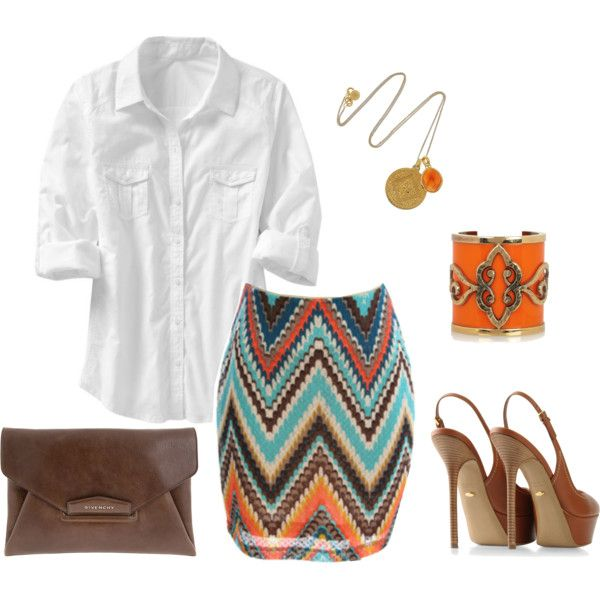 Spring Outfit for Work & Play, created by msamandacall on Polyvore