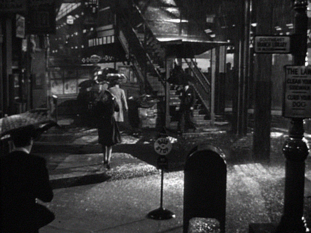 The Gangster ,1947 ,Film Noir, Barry Sullivan,