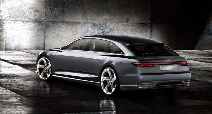 Tech News 24h: Audi Prologue Avant Concept Unveiled Ahead Of Geneva