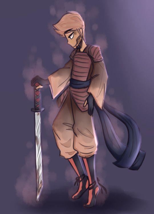 Samurai Echo