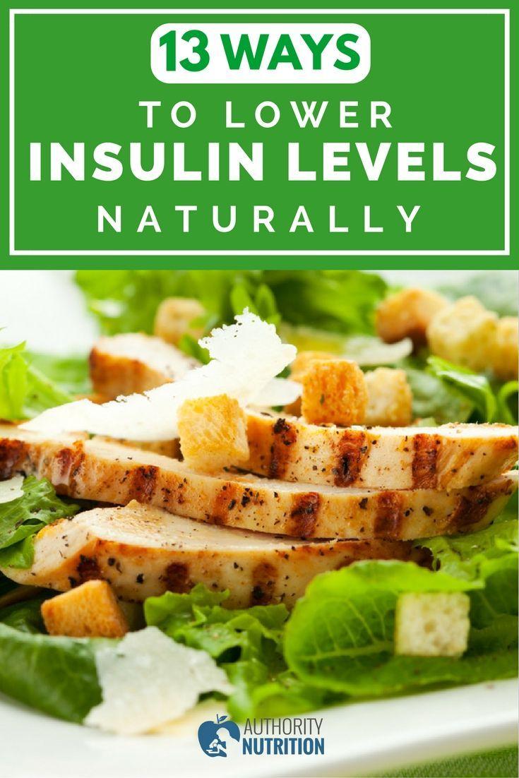 low insulin diet recipes