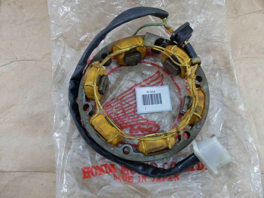 Honda Cb100 Cl125 Cl125 Cb125 Stator Generator Assy Nos Honda Teknik Otomotif