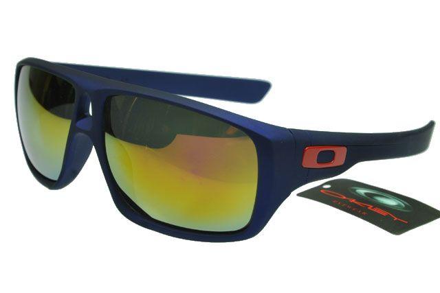 80e0725f4c315 Oakley Special Editions Sunglasses Deep Blue Frame Colorful Lens 1103   ok-2128  -  12.50   Cheap Sunglasses