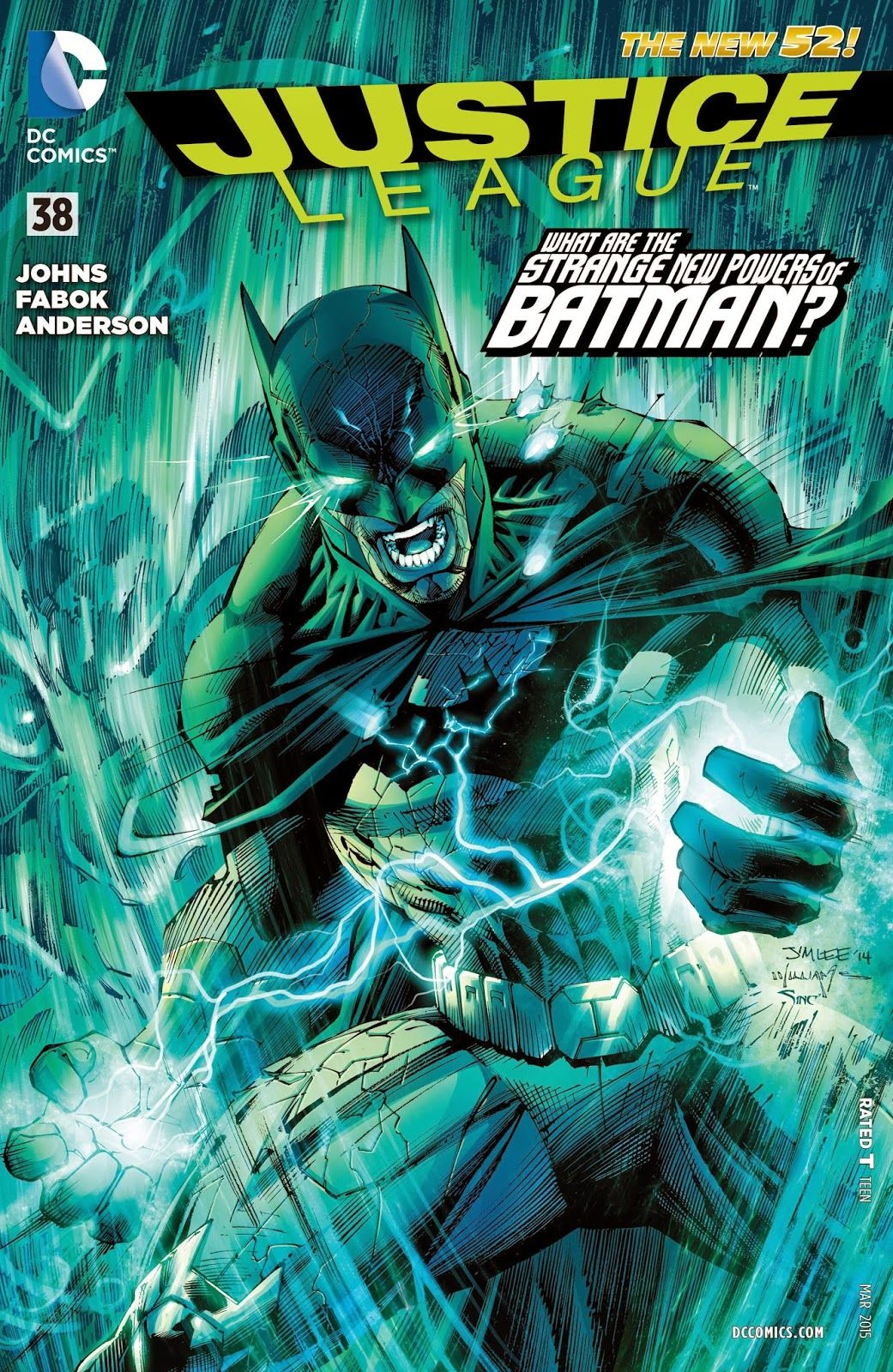 Justice League 38 Review and *SPOILERS* Comic book