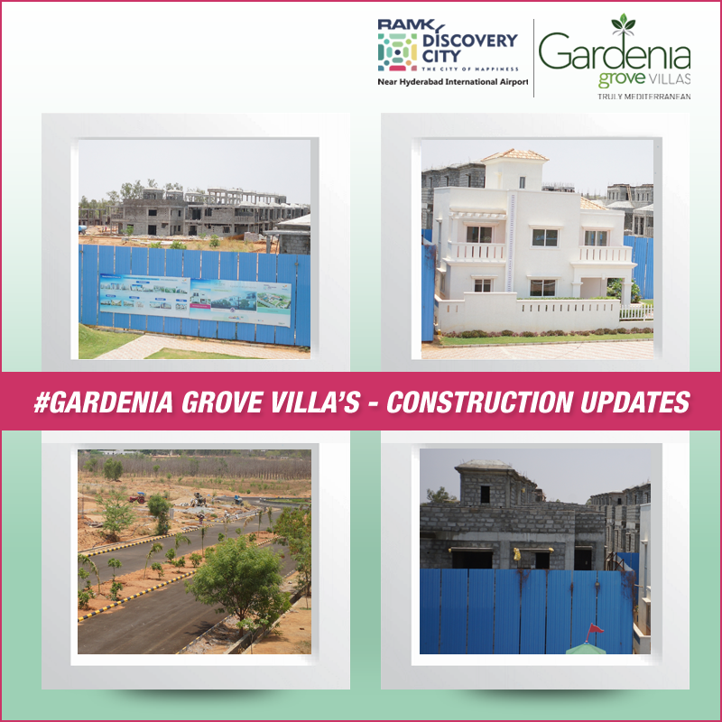 ‪#‎ConstructionUpdate‬ Feeling Happy to update ‪#‎RamkyDiscoveryCity‬ Construction progress. Committed to Quality and Promising the Future. To know more visit – www.ramkydiscoverycity.com