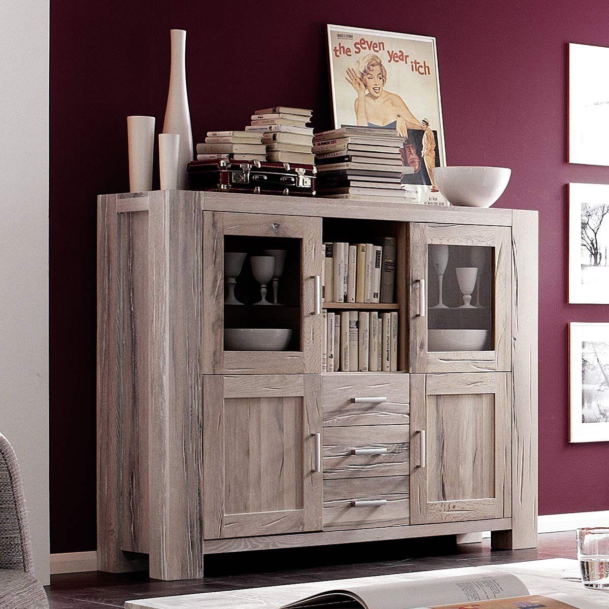 Die Möbelserie Braxton Zeigt #Massivholzmöbel Als Unverwechselbare  #Einzelstücke. Die Möbel Sind Aus Massiver