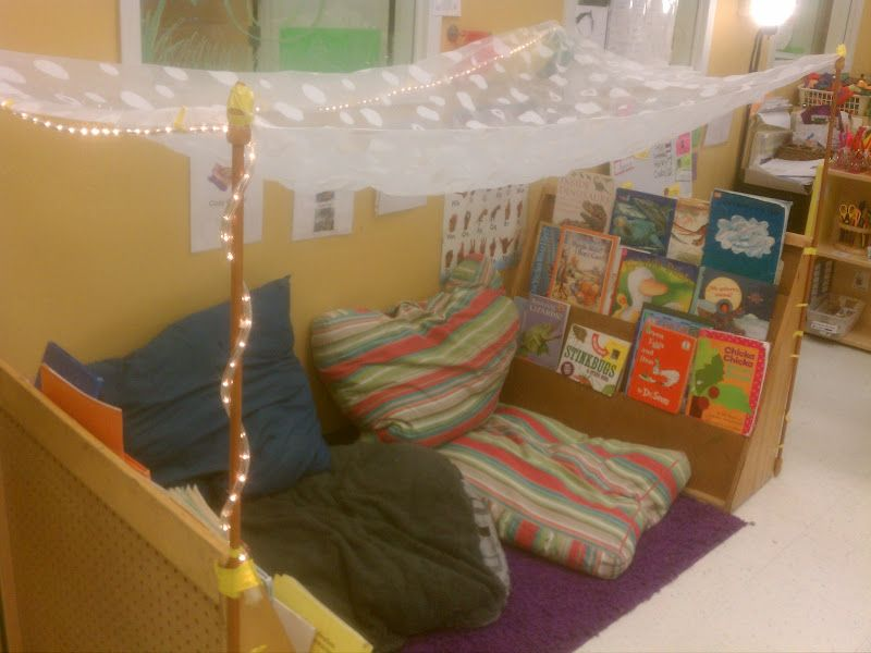 Classroom Layout For Toddlers ~ Best book corner classroom ideas on pinterest