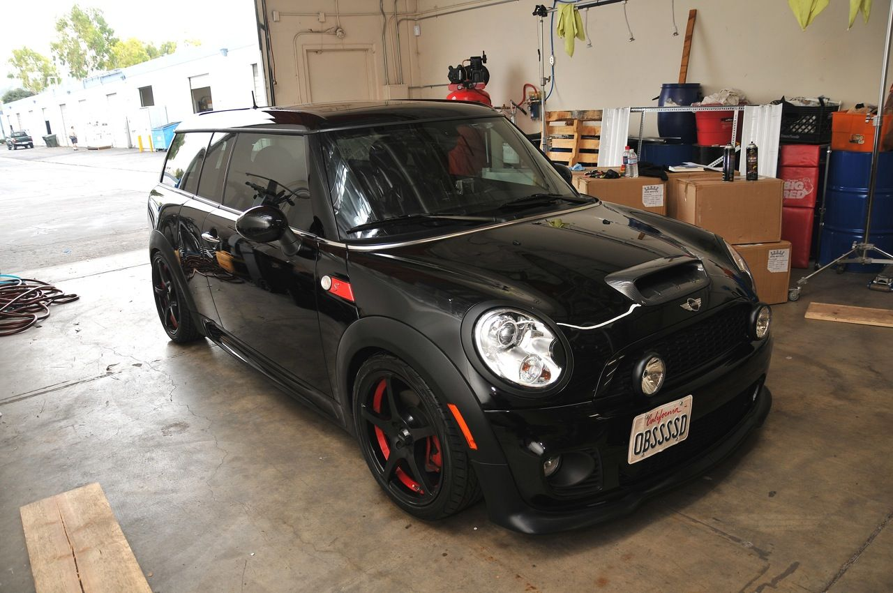 Octaneguys 2010 Black Wow Mini Clubbie Cars Motorcycles That