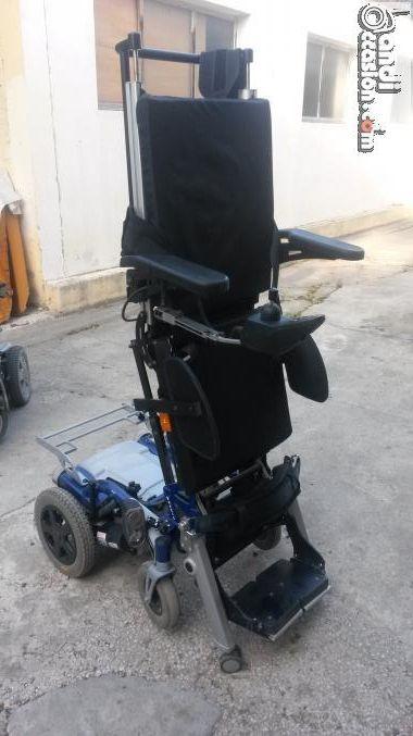 fauteuil roulant lectrique verticalisateur annonces handi occasion pinterest fauteuil. Black Bedroom Furniture Sets. Home Design Ideas