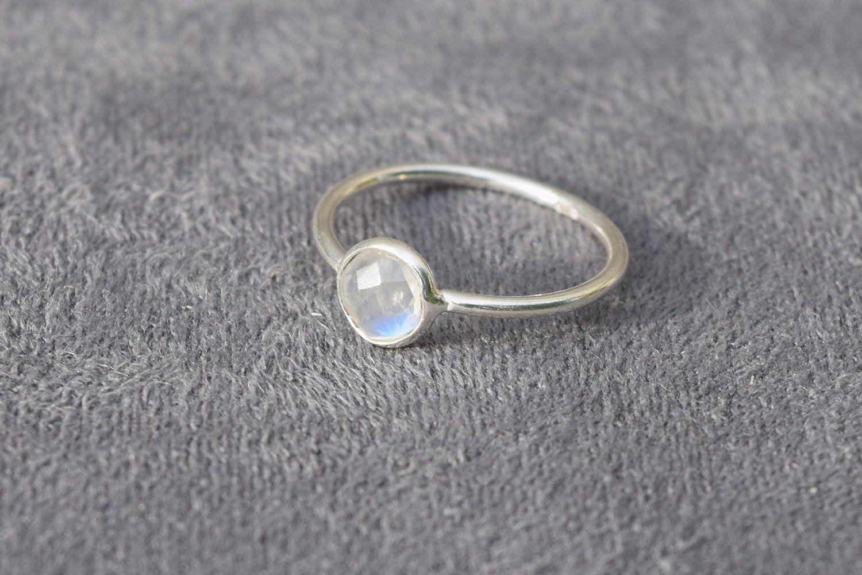 OHRRINGE 100/% 925 Sterling Silber Opal in rosé weiß Damen edel Sterlingsilber
