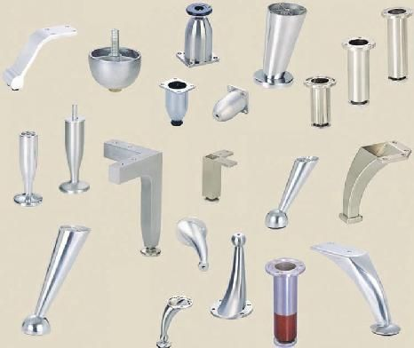 Spray Metal Feet Copper For Kitchen Cabinet Legs Metal Furniture