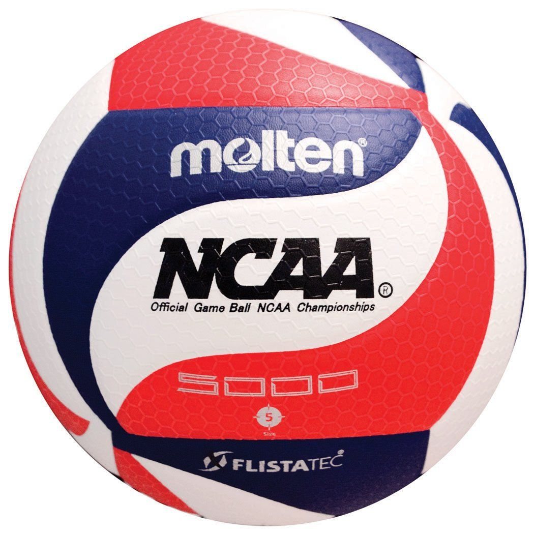 Amazon Com Molten Flistatec Volleyball Indoor Volleyballs Sports Outdoors Ncaa Championship Volleyballs Mens Volleyball