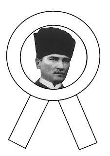 Olcay Okulöncesi Neşesi Boyamalar Atatürk Belirli Gun Ve Haftalar