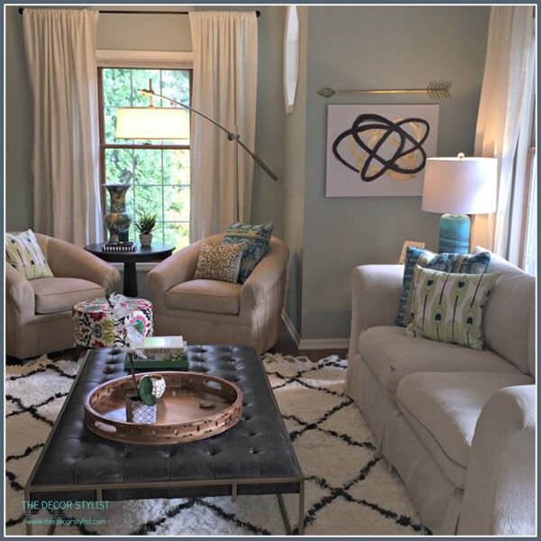 80 Ways To Decorate A Small Living Room  Small Living Rooms Pleasing Small Living Room Ideas 2018