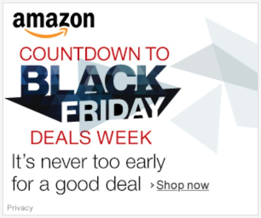 Countdown To Black Friday It S Never Too Early For A Good Deal Http Www Amazon Com B Ref Assoc Tag Black Friday Deals Black Friday Tv Deals Black Friday