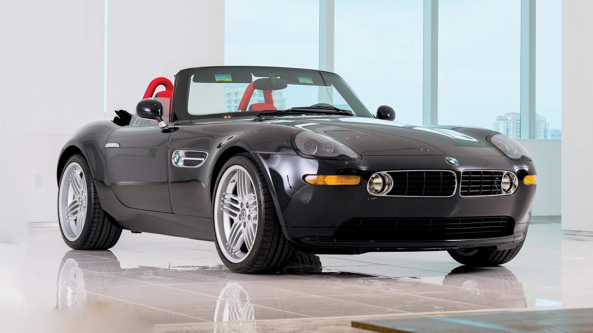 Let s all stare at this gorgeous Z8 Alpina Roadster