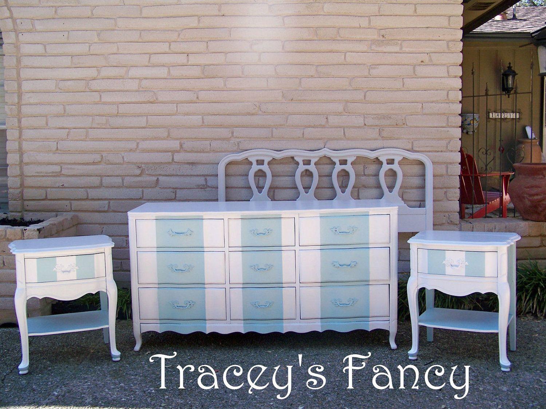 "Vintage French Provincial Bedroom Set ""Pat"" MADE TO ORDER"