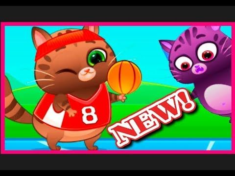 Котик бубу котофей – игровой мультик для детей. Детская игра котик.