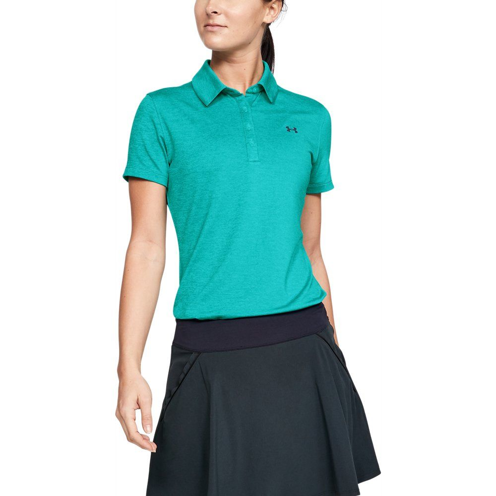 Women's UA Zinger Short Sleeve Polo | Under Armour US – trendy outfits