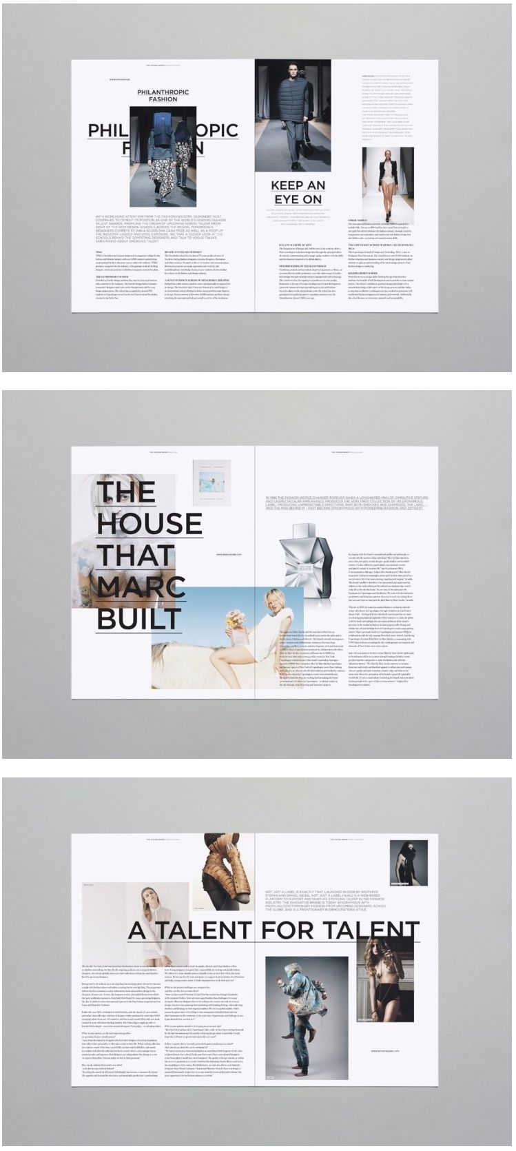 newspaper ad template indesign
