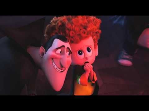 Hotel Transylvania 2 Winnie And Dennis Tea Party Scene Hd