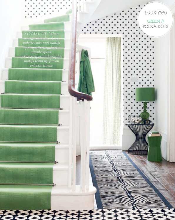 Bright.Bazaar: Pick a Scheme: Two Colours / Two Rooms
