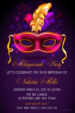 Masquerade Party Ideas For Adults Birthdays Ball Help Create An Opportunity Event Full Of Elegance