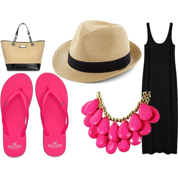 """look playero"" by sofiacorradi on Polyvore"