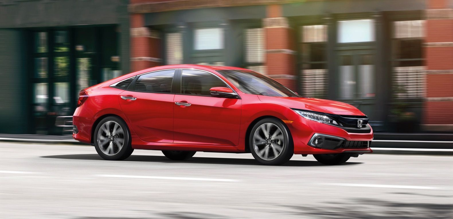 Honda Has Announced The Pricing For The Updated 2019 Honda Civic Sedan And Coupe The Cheapest Model Is The 2019 Civi Honda Civic Honda Civic Sedan Civic Sedan