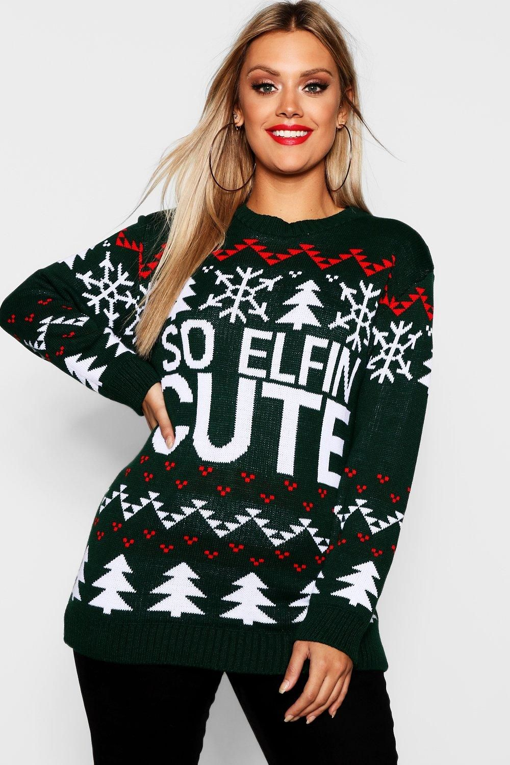 Click here to find out about the Plus So Elfin Cute