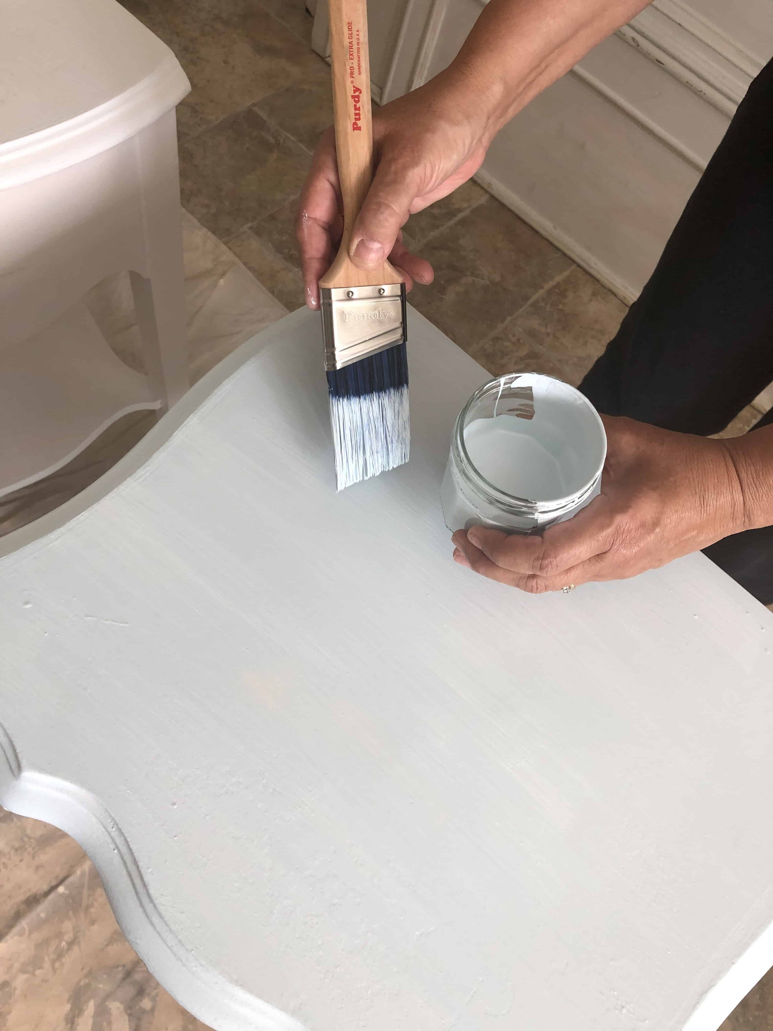 Paint Wood Furniture Without Sanding Paint Furniture With