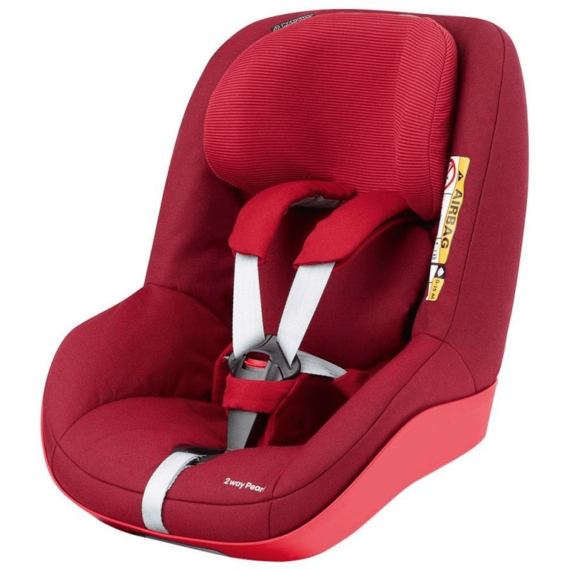 Maxi Cosi 2waypearl Group 1 Car Seat Isofix I Size Robin Red Car Seats Baby Car Seats Toddler Car Seat