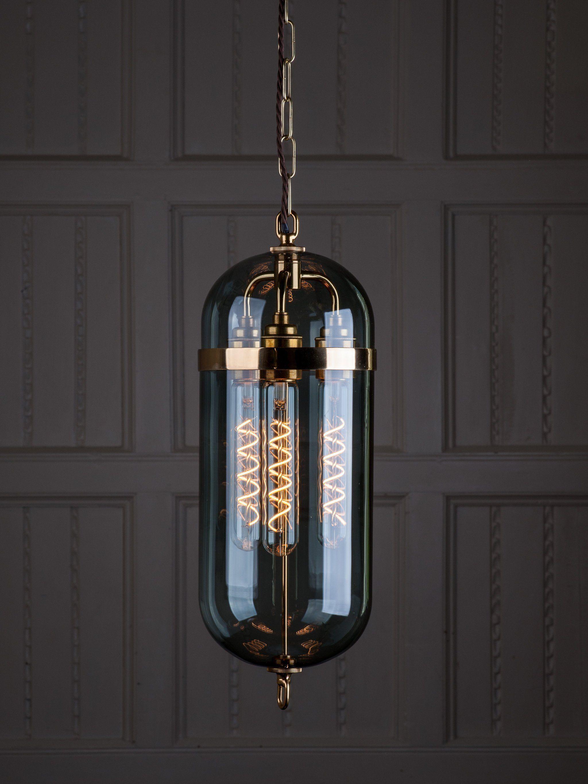 Designer Lighting Uk Handn Gl Aston Lantern Lamps