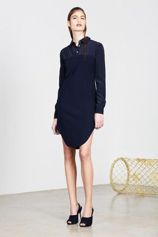 Alexander Lewis Pre-Fall 2014 Collection Slideshow on Style.com