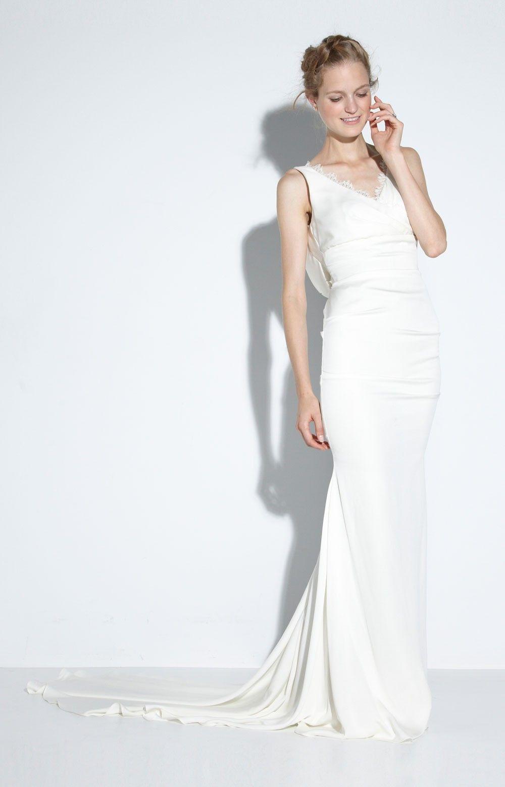 Nina Bridal Gown Nicole Miller Nicole Miller Wedding Dresses