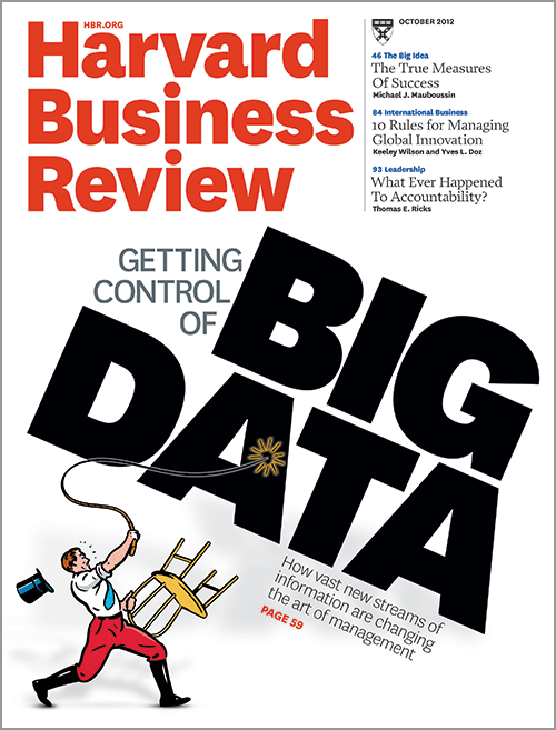 Data Scientist The Sexiest Job Of The 21st Century Harvard Business Review Data Scientist Big Data