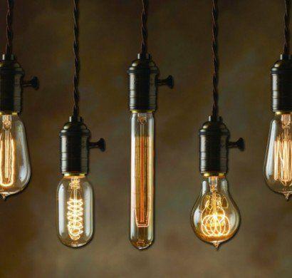 Moderne Hängeleuchten raumgestaltung möbelkauf beleuchtung glühbirne vintage design