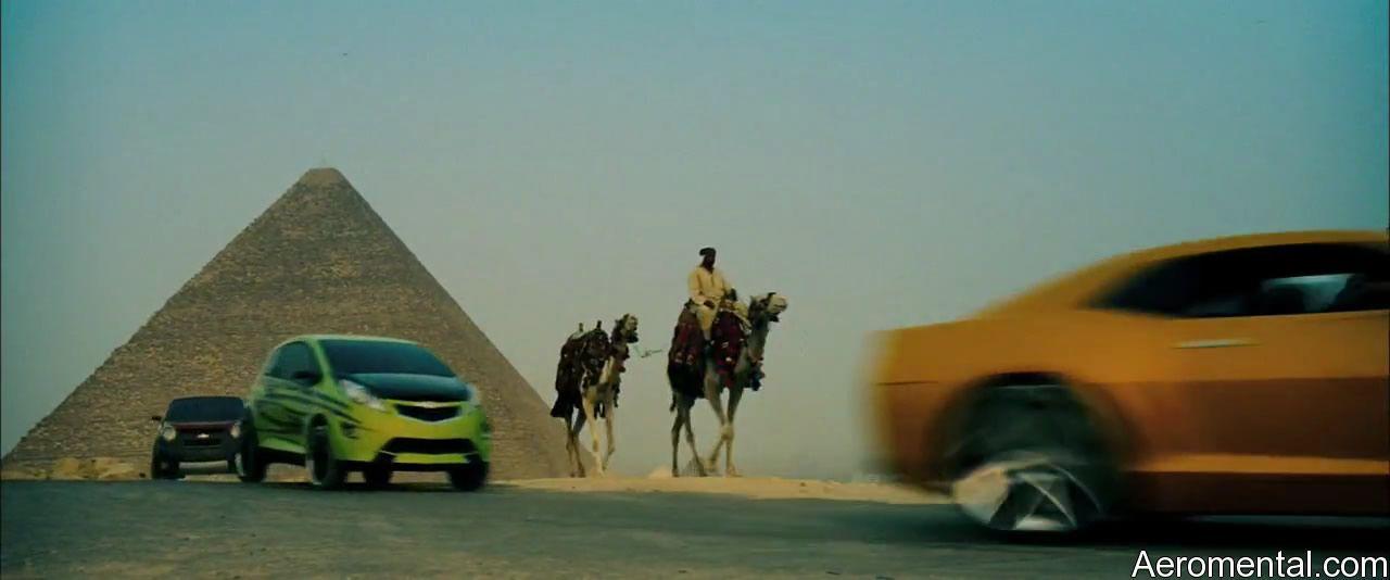 #Autobots y pirámides.Egipto