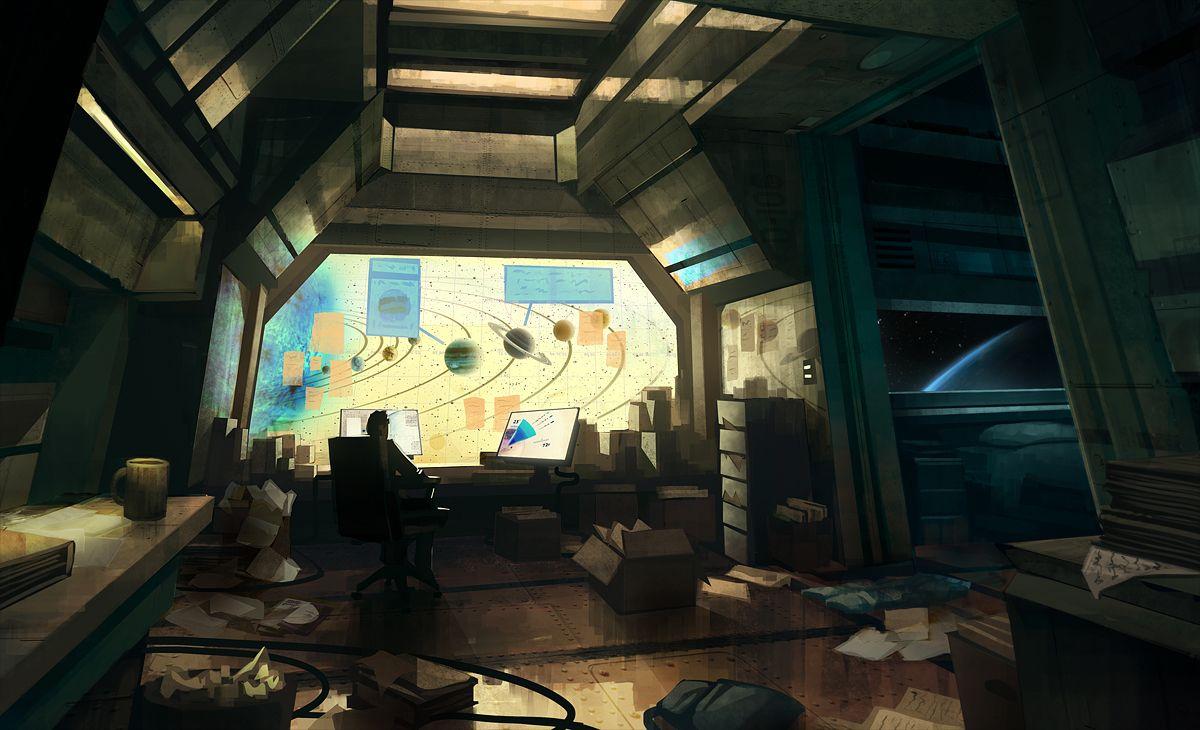Space explorer by tsonline.deviantart.com on @deviantART