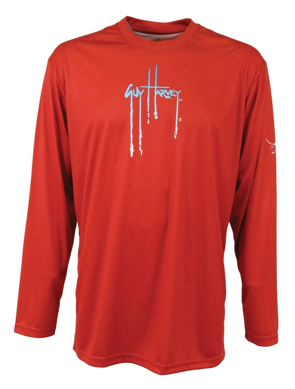 Guy Harvey Grafitti Performance T Shirt Salty Clothes