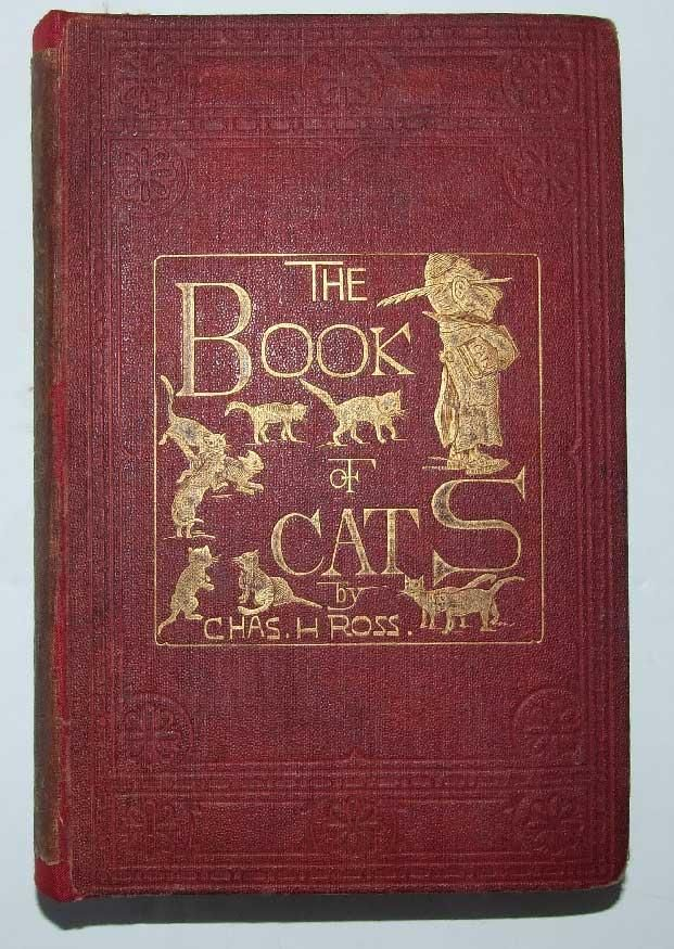 """""""The Book of Cats"""""""
