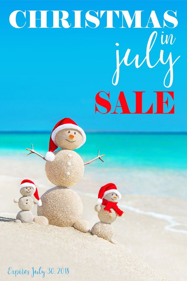Christmas In July Sale Ideas.Christmas In July Sale Party Favors And Decorations