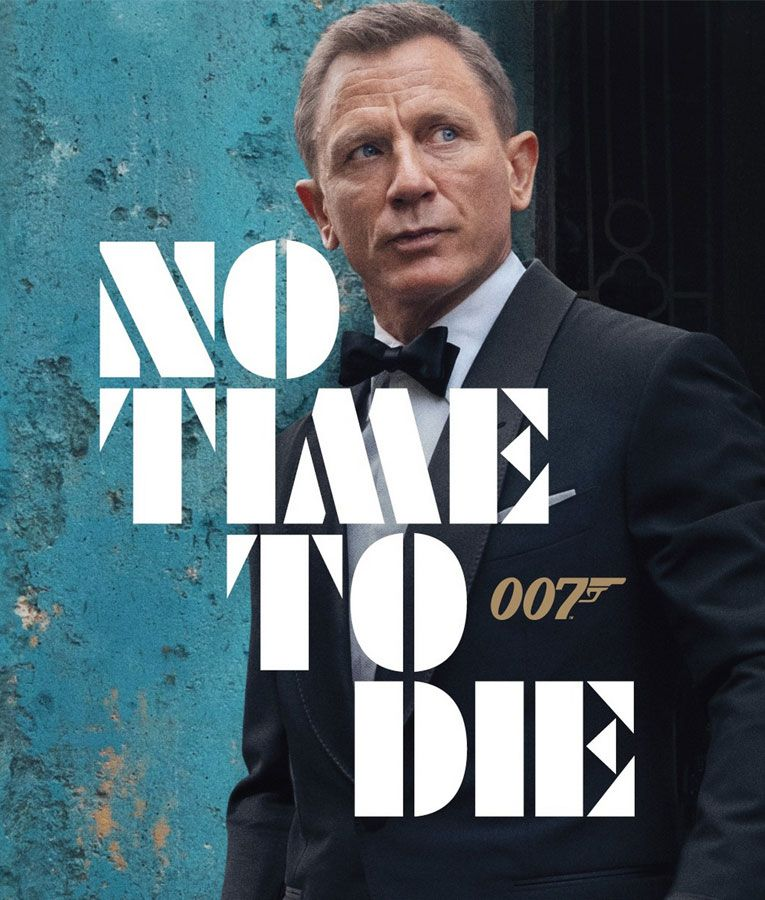 James Bond No Time To Die Dinner Tuxedo In 2020 With Images