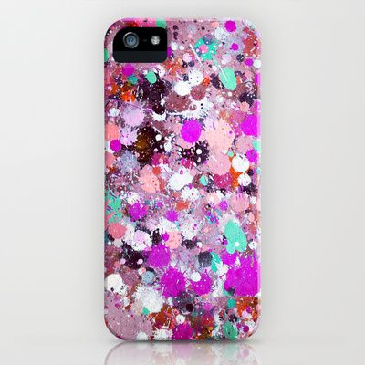 """""""Cosmic Bang"""" iPhone & iPod Case by Gera Luz - $35.00"""